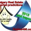 Calgary real estate market prediction 2013 -> buy today