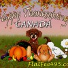 Happy Thanksgiving, Canada